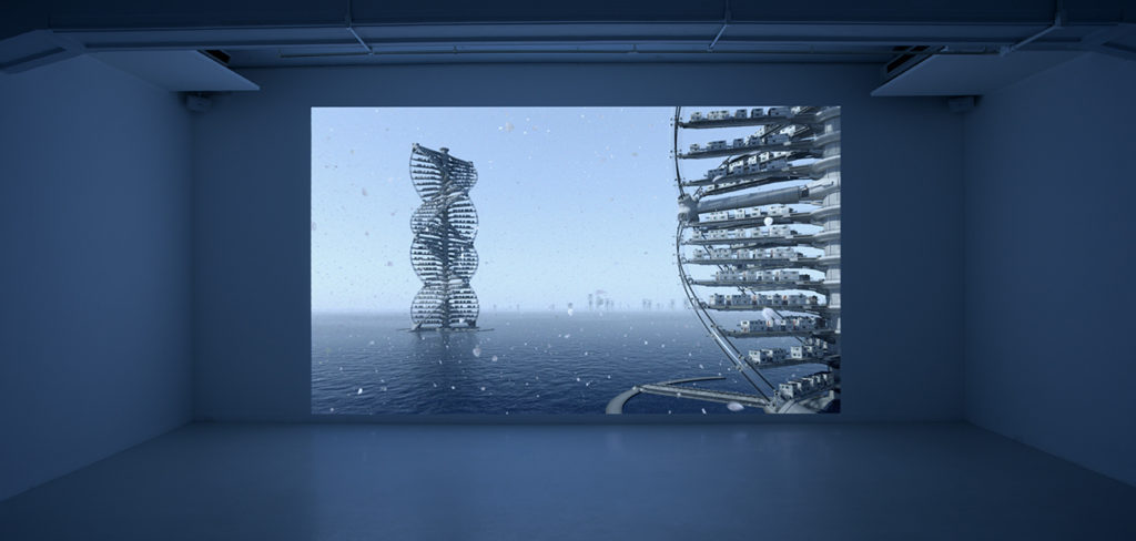 Pierre-Jean Giloux, Invisible Cities # Part 1 # Metabolism