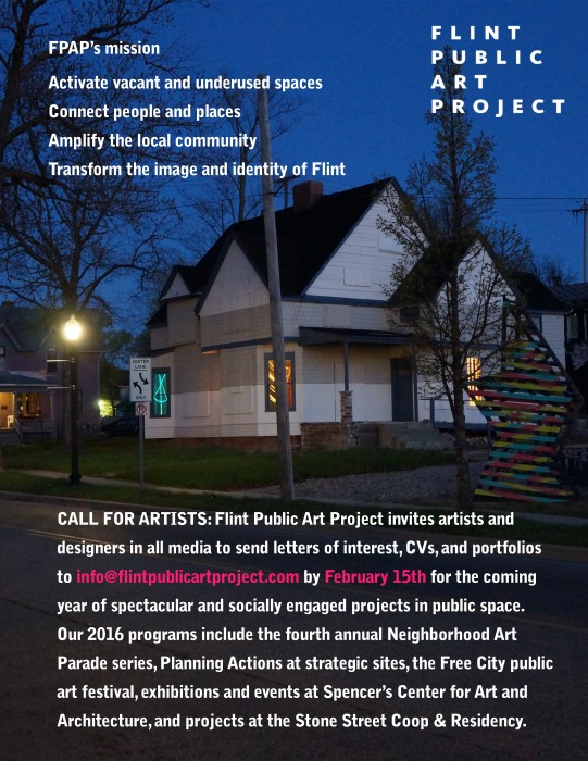 FPAP Call for Artists