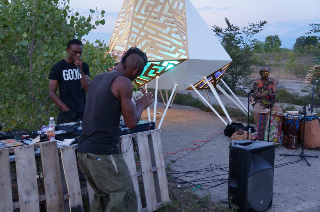 AKOAKI & Detroit Afrikan Music Institution, The Mothership, 2016